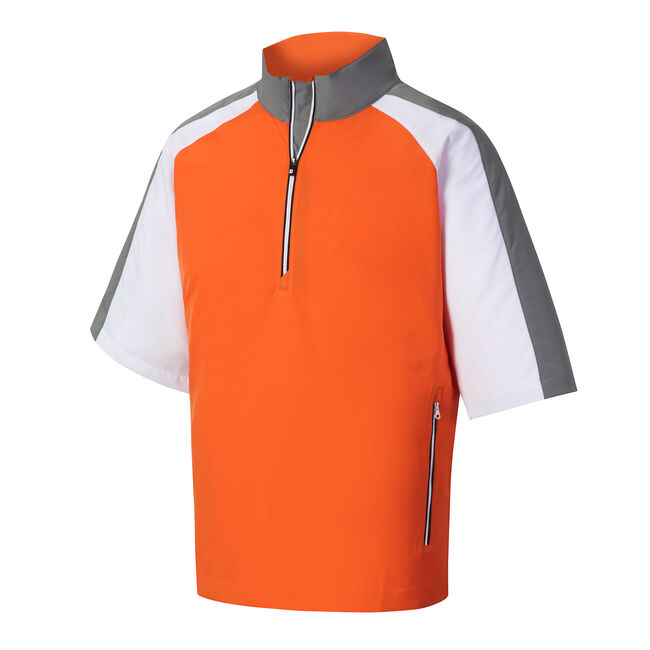 Short Sleeve Sport Windshirt-Previous Season Style