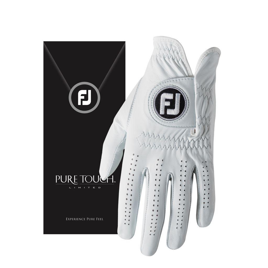 Foot joy sta-sof adult l black gloves