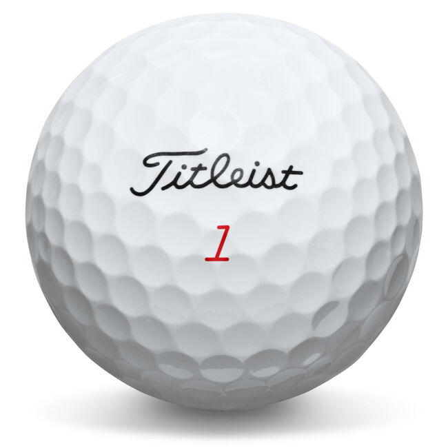 Titleist Pro V1x - Special Play Number