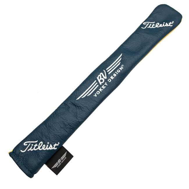 BV Wings/Titleist Alignment Stick Cover - Navy/Yellow