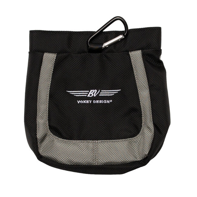 BV Wings Valuables Pouch - Black/Grey