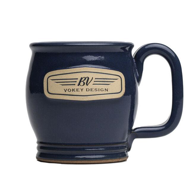 BV Wings Handcrafted Mug - Brilliant Blue