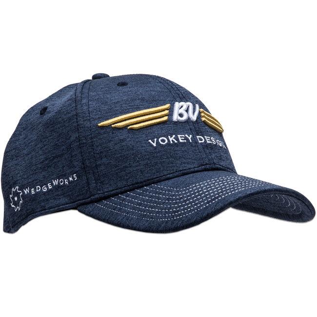 BV Wings Space Dye Cap - Navy
