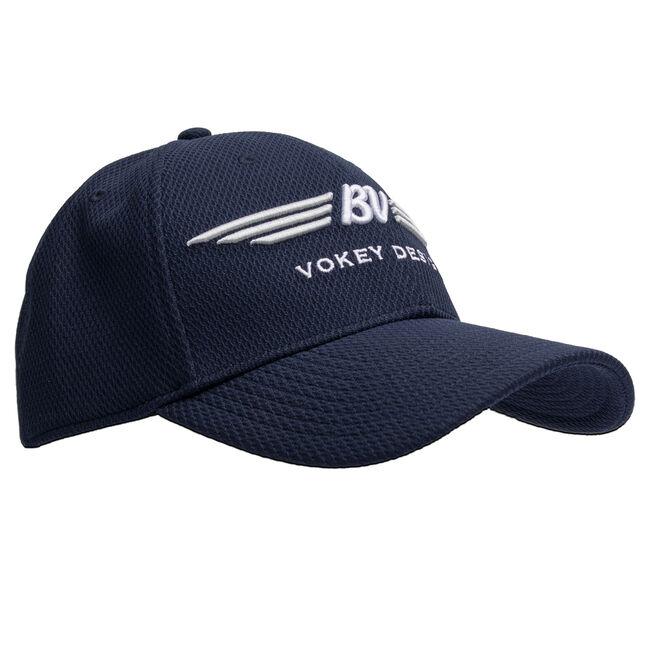 BV Wings Dobby Tech Cap - Navy