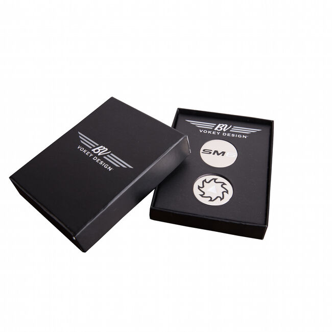 Vokey SM6 2-Piece Ball Marker Set