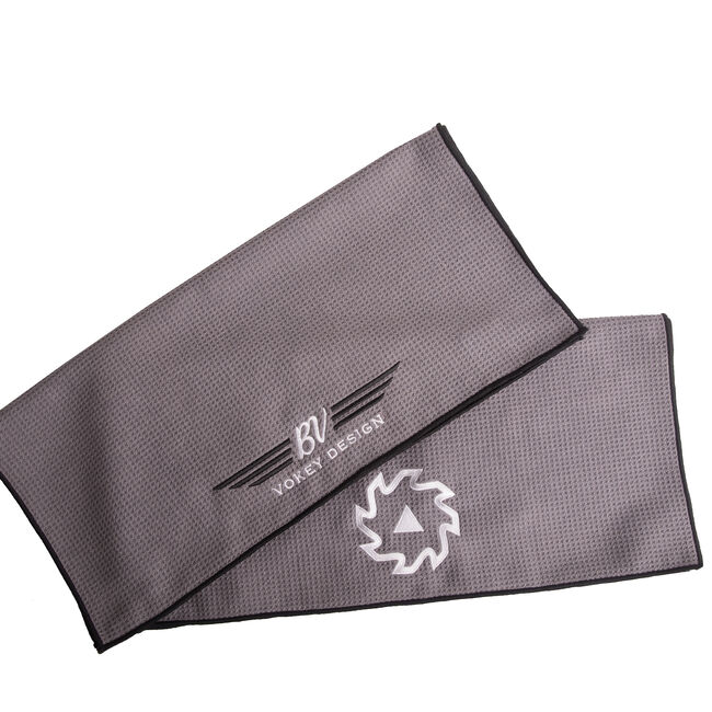 BV Wings / Delta Saw Caddy Towel - Gray
