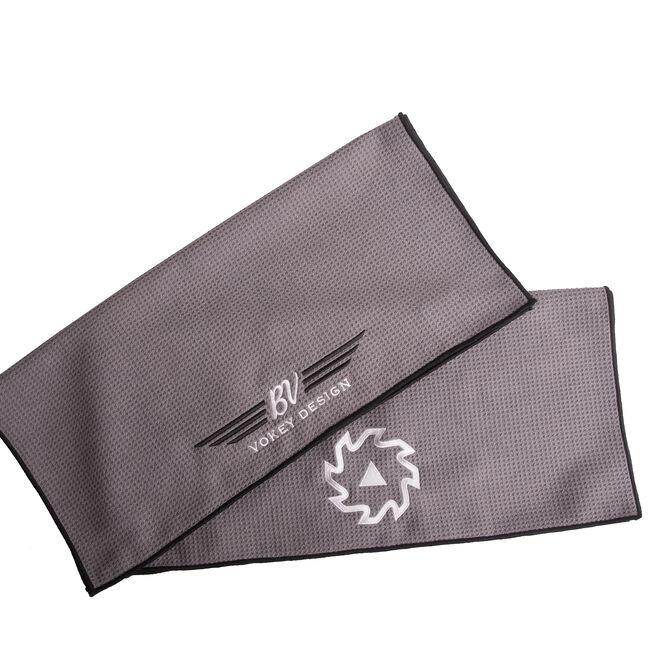 BV Wings / Delta Saw Caddy Towel - Gray