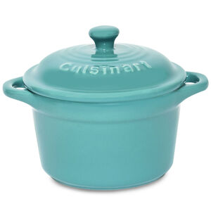 Mini 250 ml Stoneware Casserole with Cover