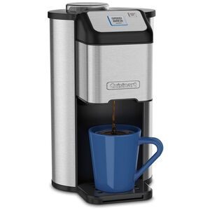 Cafetière une tasse avec moulin intégré Grind and Brew (Reconditionné Certifié) - WB