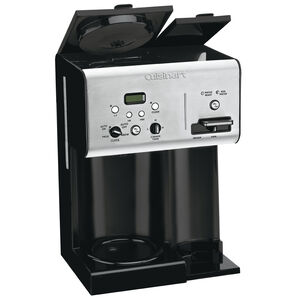 Coffee PLUS 12-Cup Programmable Coffeemaker and Hot Water System