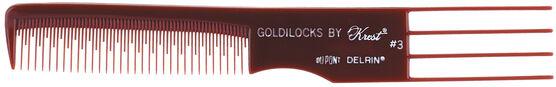 KREST GOLDILOCKS® PEIGNE-FOURCHETTE