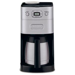 Cafetière automatique à moulin intégré avec verseuse isolante de 10 tasses Grind and Brew (Reconditionné Certifié) - WB