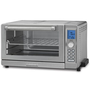 Deluxe Convection Toaster Oven Broiler Cuisinart