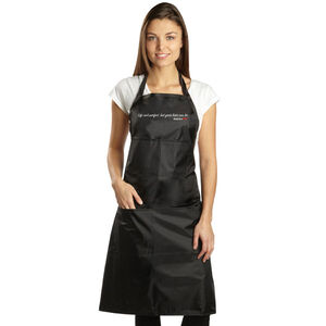 DELUXE APRON WITH PRINT