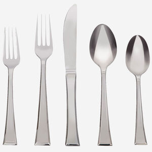 20-Piece Flatware Set - Divonne Collection