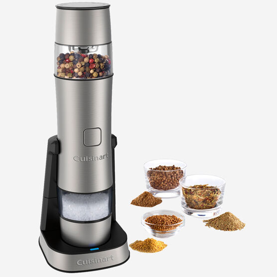 Salt, Pepper and Spice Mill