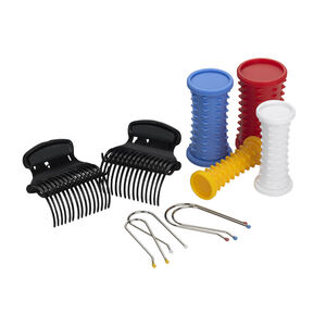NEW 30 PIECE ROLLER SET