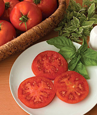 Tomato, Burpee's Supersteak Hybrid 1 Pkt. (50 seeds) Tomatoes, Tomato Seeds, Beefsteak Tomatoes, Slicing Tomatoes, Tomato Starts, Tomato Plants