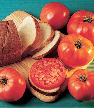 Tomato, Delicious 1 Pkt. (100 seeds), Tomatoes, Tomato Seeds, Beefsteak Tomatoes, Slicing Tomatoes, Tomato Starts, Tomato Plants