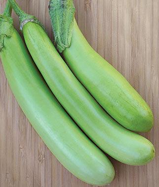 Eggplant, Louisiana Long Green 1 Pkt.(30 Seeds) Eggplant Seeds, Eggplant Seed, Eggplant Plants, Eggplant Starts, Eggplant, Garden Seeds, Garden