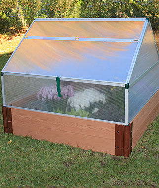 Deluxe Greenhouse Kit, , large