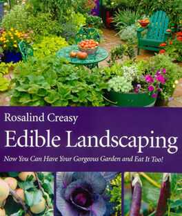 Book, Edible Landscaping - Rosalind Creasy, , large