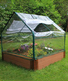 PVC Greenhouse Kit, , large