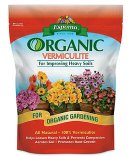 Vermiculite Organic Soil Amendment, , large