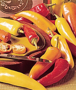 Pepper, Hot, Hungarian Wax, , large