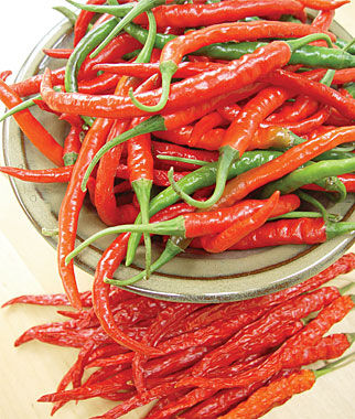 Pepper, Hot, Cayenne, , large