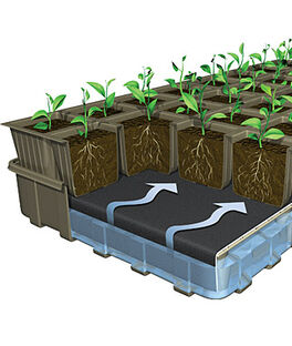 XL 32-Cell Eco Friendly Ultimate Growing System, , large