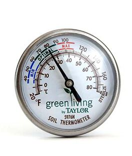 Garden and Compost Thermometer, , large