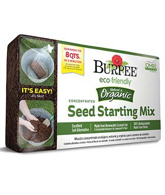 Concentrated Seed Starting Mix , , large