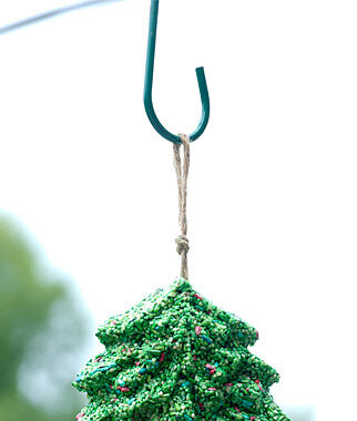Wild Bird Seed Tree Hanger, , large