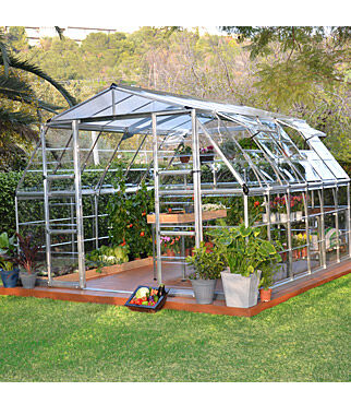 Americana Greenhouse 12x12 by Palram, , large