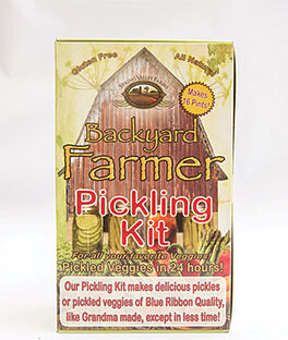 Backyard Farmer Pickling Kit, , large