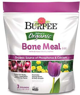 Burpee's Natural Organic Bone Meal 6-8-0, , large