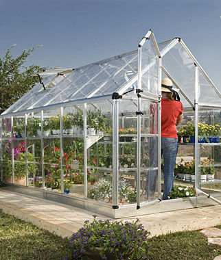 Snap N Grow Greenhouse 6 X 12 Home Gardening Supplies At