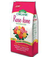 Rose-Tone Organic Rose & Flower Food, , large