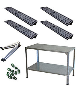 Accessory Kit for Palram Greenhouses, , large
