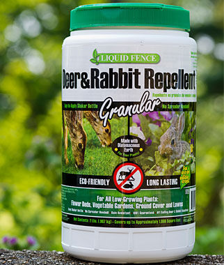 Deer and Rabbit Repellent - Granular, , large