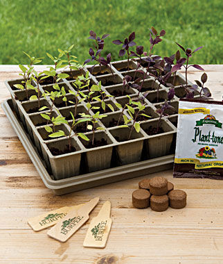 Burpee Greenhouse Kits, , large