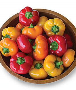 Pepper, Sweet, Hungarian Cheese Hybrid Mix, , large
