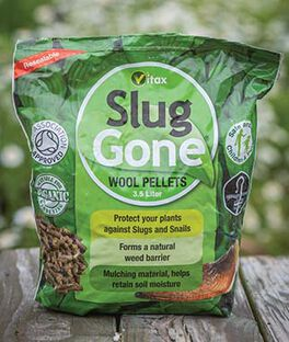 Slug Gone Wool Pellets, , large