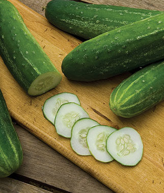Cucumber, Straight Eight Organic, , large