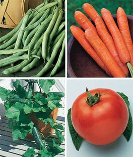 Heirloom Vegetable Garden, , large