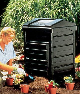 Backyard Composter Garden Supplies and Gardening Gifts at Burpeecom