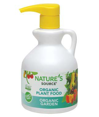 Nature's Source Organic Plant Food 3-1-1, , large