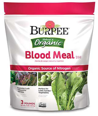 Burpee's Natural Organic Blood Meal 12-0-0, , large
