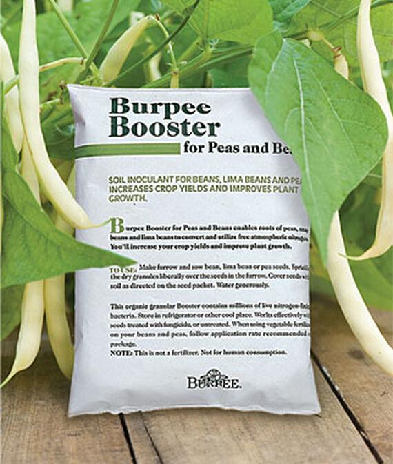 Bean & Pea Booster 3 oz. Pkg (40' row), Bean Seeds, Pole Beans, Bean - Pole, Vegetable Seeds, Garden Seeds, Seeds, Garden Supplies